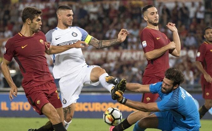 Strašan derbi, Roma pogađala stative, bodovi otišli u Lombardiju!