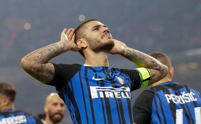Ikardijevo veče, Inter dobio derbi!