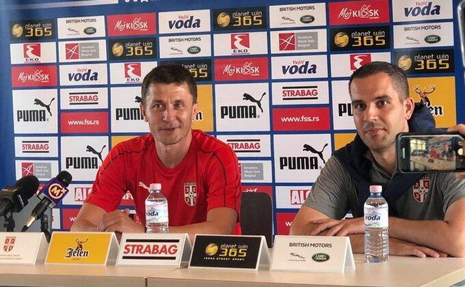Sale Ilić sjajno raspoložen, ovo su njegovi prvi utisci u reprezentaciji