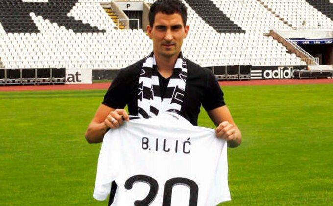 Branko Ilić sanja gol u derbiju