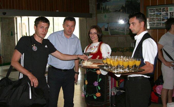 Partizan - Sa Tare se Evropa bolje vidi!
