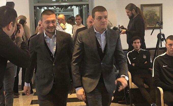 Iliev je garantovao za njega, hoće li se vratiti u Partizan?