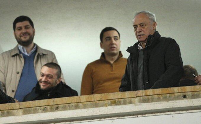 Mnogi su večeras očekivali ime novog trenera Partizana, ali crno-beli imaju drugačiji plan!
