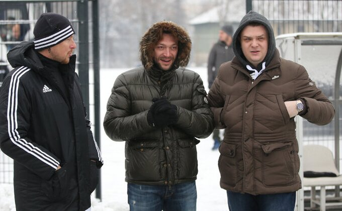 """Iliev: """"Živković pravi navijače debilima!"""""""