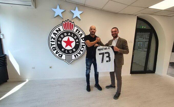 Partizan ''sudbinski'' do velikog pojačanja