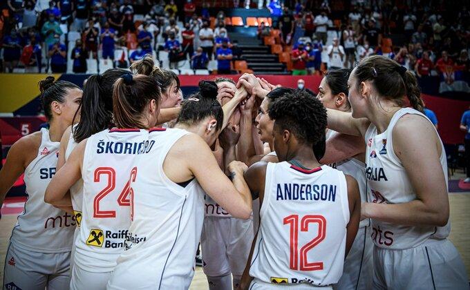 Srbija prvak Evrope, četvrta na Olimpijskim igrama, a FIBA je mnogo slabije rangirala!