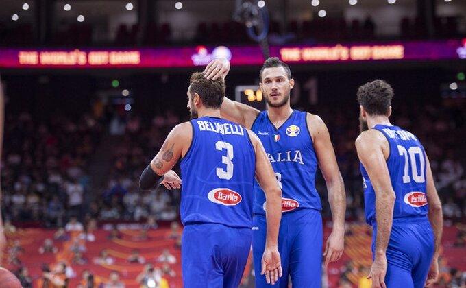 Italijani u Beogradu sa pojačanjima iz NBA i NCAA!