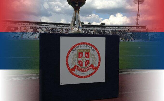 Kup Srbije - Partizan i Zvezda dobili veoma zanimljive rivale!