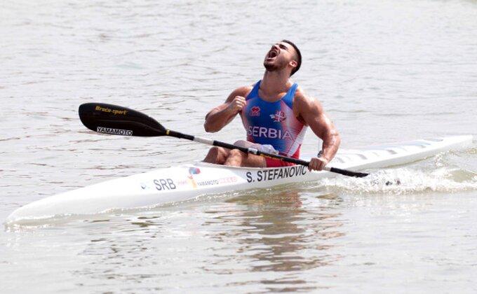 Stefanović: Još nisam svestan šta sam uradio, ali sam verovao u rezultat