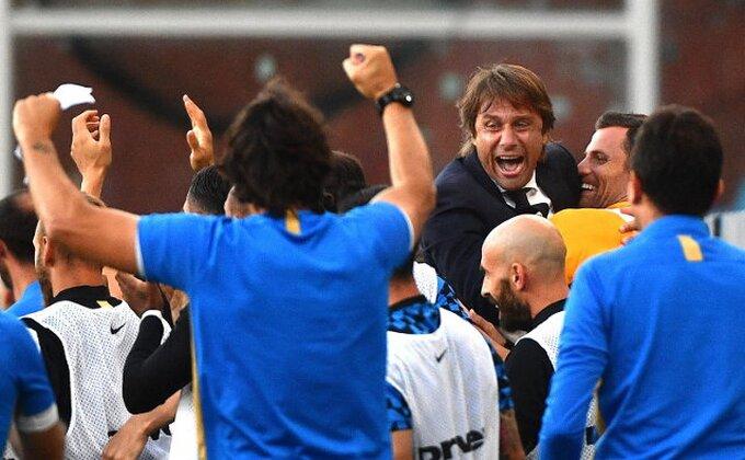 Gde je Konte tu su i rekordi, najbolji Inter u pola veka!