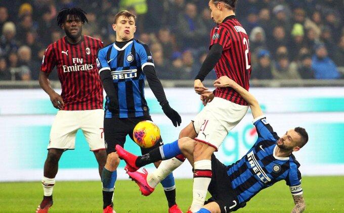 Tu ni Ibra ne pomaže - ''Neroazuri'' spektakularnim preokretom pregazili Milan i stigli Juventus!