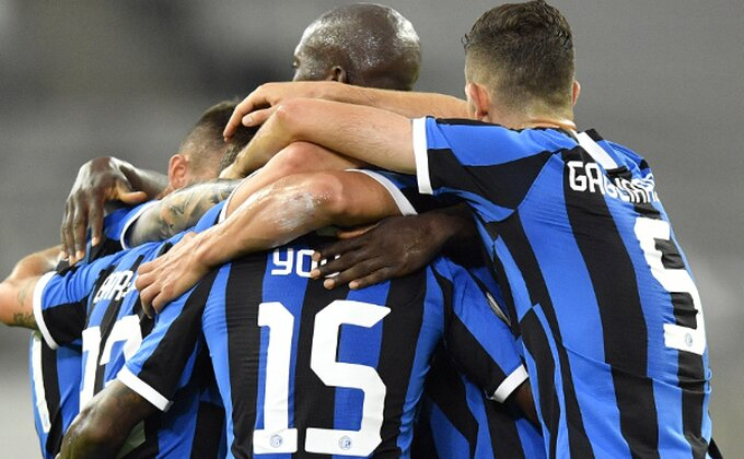 Poniženje Šahtjoru, niko kao Inter