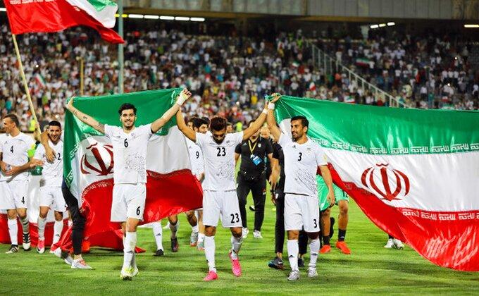 Iranski fudbaler propušta prvi meč na SP