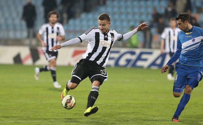 Partizan neubedljiv, Šaponjić odlučio!