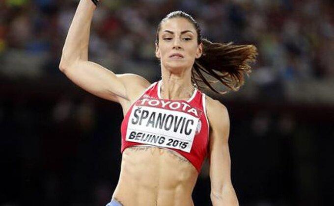 Ivana Španović prekinula nastup u Stokholmu
