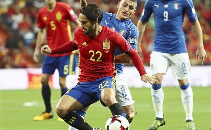 Italija deklasirana na ''Bernabeu'', Špancima Rusija na vidiku!