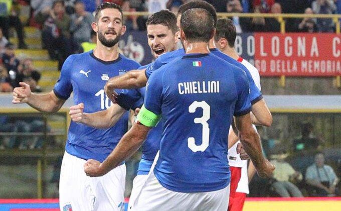 "Liga nacija: ""Azuri"" dominirali, ali su na pobedu čekali do poslednjeg minuta, Poljaci ispali iz elite"