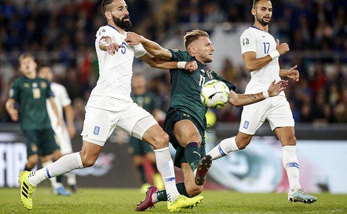 Euro 2020 (kval.) - Maksimalni Italijani drugi učesnik EP, bod koji neće boleti Špance, kiks Jermenije za radost Bosne!