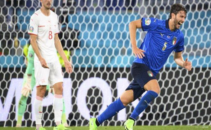 Lokateli je čudo od igrača, Italija preko Švajcarske do drugog kruga