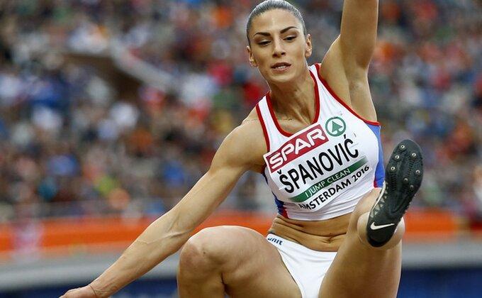 Ivana Španović posle osvojene titule: ''Jedva čekam Rio!''