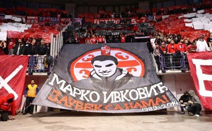 Moskovljani ne zaboravljaju Marka Ivkovića!