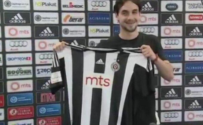 Nema stajanja u Partizanu - Stigao naslednik Andrije Živkovića!