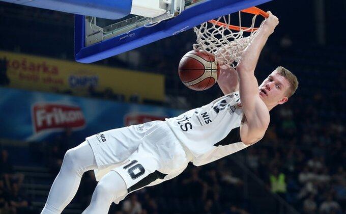 Nova ubedljiva pobeda Partizana!