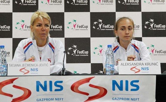Srpske teniserke: ''Nije kako smo se nadale...''