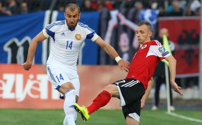 Pamtiće ga po tome što je uzeo bod protiv Srbije!