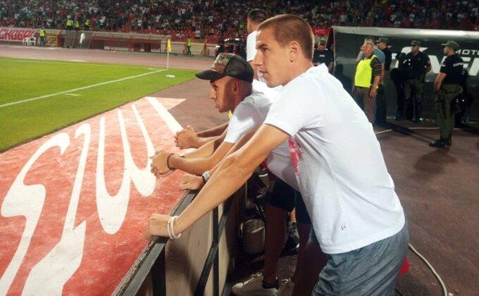 Dugo ga nismo videli na terenu, hoće li nastupiti za Zvezdu protiv Trepče?