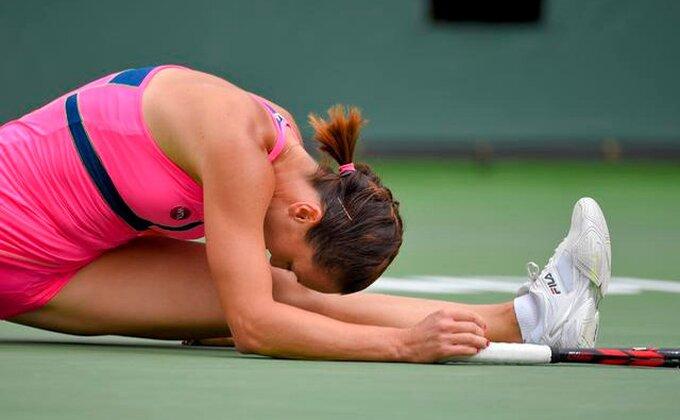Vuhan - Jelena eliminisana u osmini finala