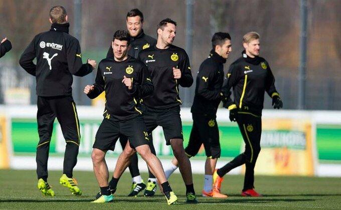 Jojić: ''Jedva čekam da zaigram pred navijačima Dortmunda''