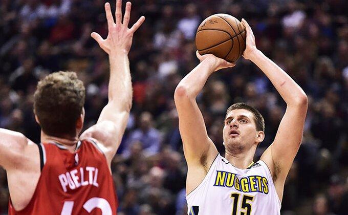 Jokić kao NBA legenda - pogledajte ove neverovatne brojke!