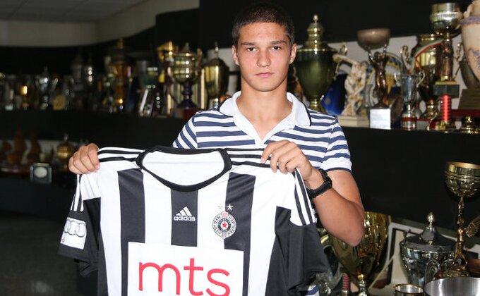 Ko je Đorđe Jovanović, strelac za Partizan protiv PAOK-a?