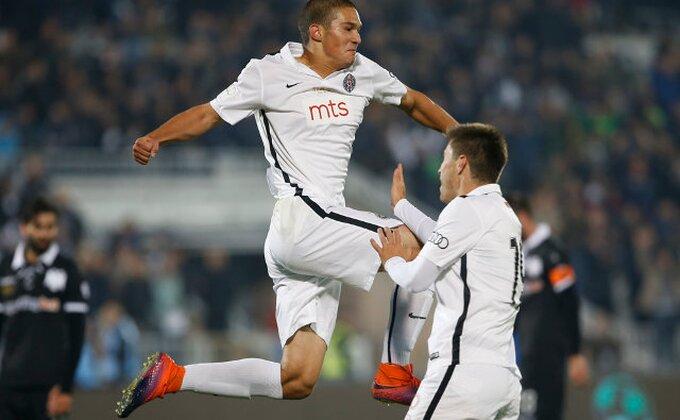 """Jovanović: """"Sanjam derbi i gol na Marakani"""""""