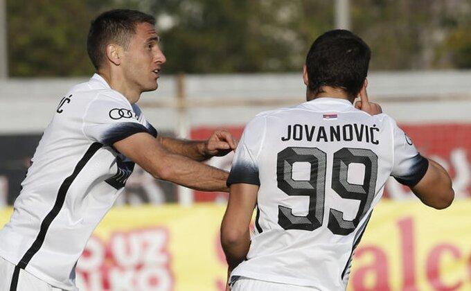Poruka Đorđa Jovanovića na rastanku od Partizana