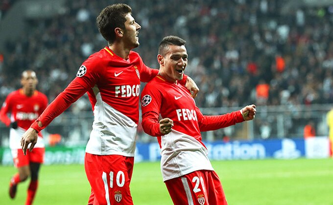Liga 1 - Večernji mečevi u znaku Srbina, Jovetić kumovao porazu Monaka, domaćini perfektni