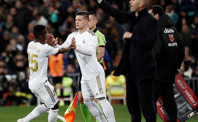 Primera - Kakva šteta, Jovića stativa sprečila da bude junak Reala u derbiju!