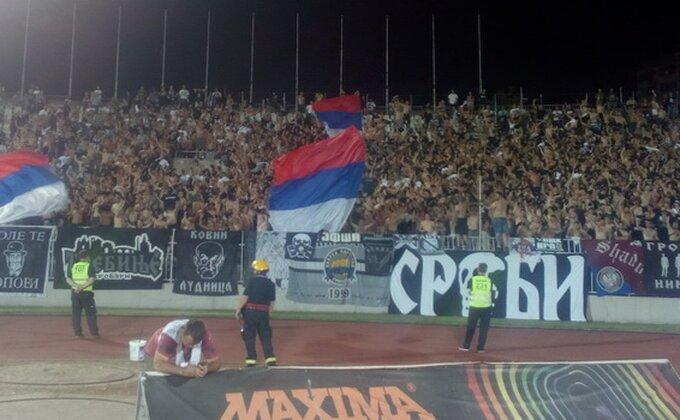 ''Grobari'' ne kriju razočaranje, ko (ni)je za Partizan? (TVITOVI)