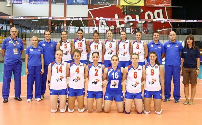 Srpske odbojkašice prvakinje Evrope!