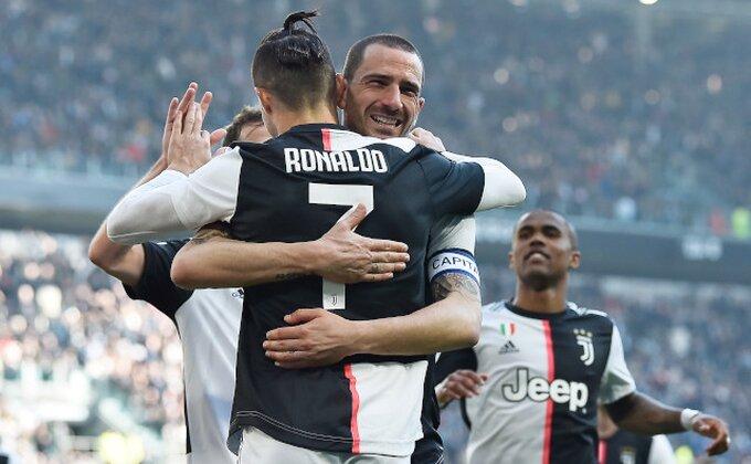 Nije u Italiji - Gde je i šta radi Kristijano Ronaldo?
