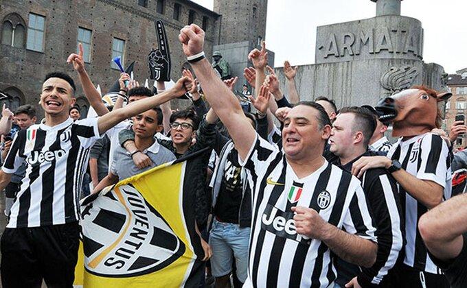 """Juventus će """"nagrabusiti"""" zbog navijača!"""