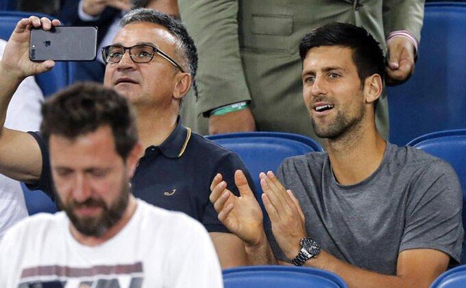 I Novak Đoković se čudi zašto ovog fudbalera nema u reprezentaciji Srbije