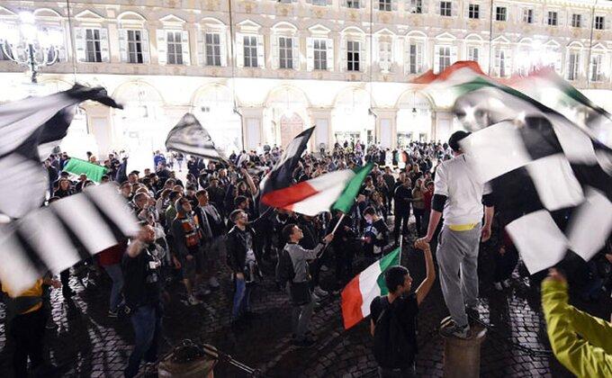 Juventusova startna postava, da se smrzneš!