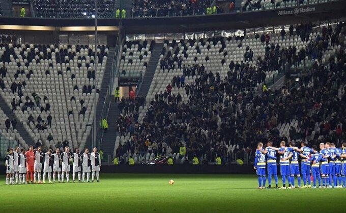 Fudbaler Juventusa pozitivan na Korona virus!
