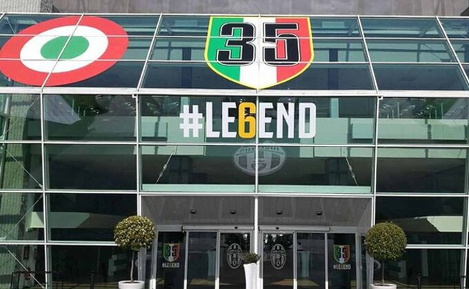 Fudbaler Bajerna je opcija za Juventus!