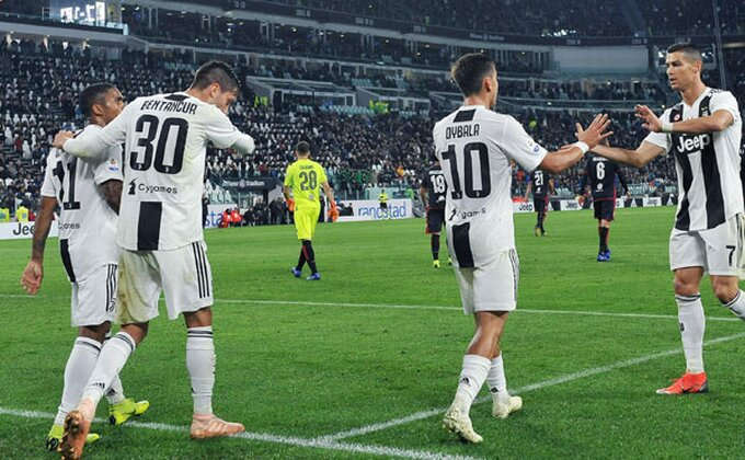 Juventus se opet igrao živcima navijača, tajno oružje Filip Bradarić!