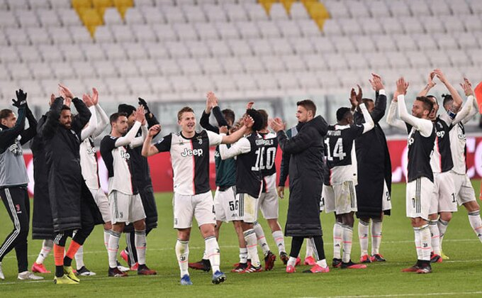 'Post' koji je preličio čašu kod navijača Juventusa?