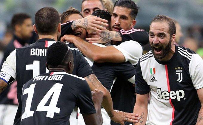 Juventusu prekipelo, otpisani Argentinac i Francuz?