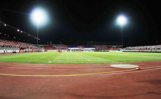 Velika gužva oko stadiona u Novom Sadu